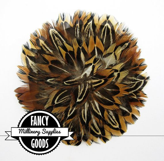 Hey, I found this really awesome Etsy listing at http://www.etsy.com/listing/61902633/sale-1-pheasant-feather-medallion-round