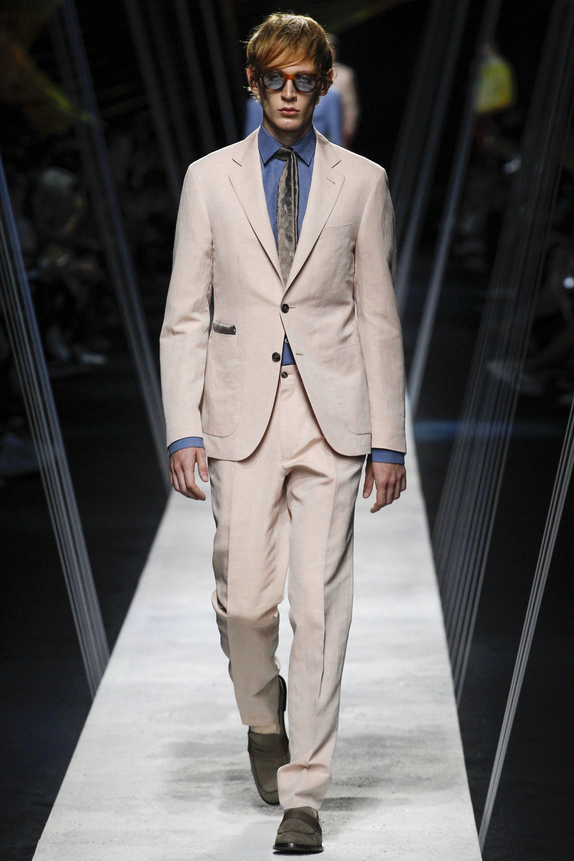 Canali Spring 2017 Menswear Fashion Show Mens Fashion Classic Menswear Miami Fashion Week