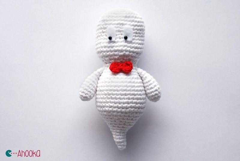10 Patrones a Crochet para Halloween Gratis - Arte Friki | COSTURA Y ...