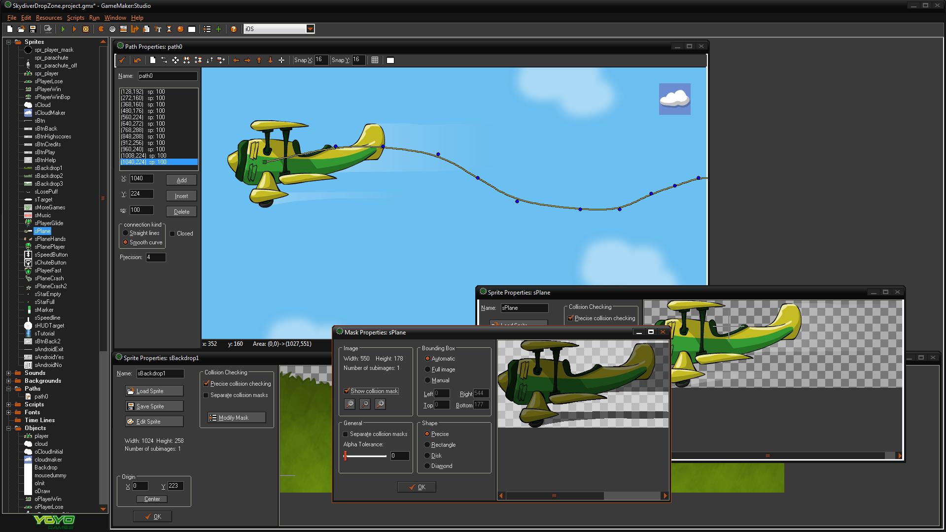 GameMaker Studio 2 Command, conquer, Studio, Windows