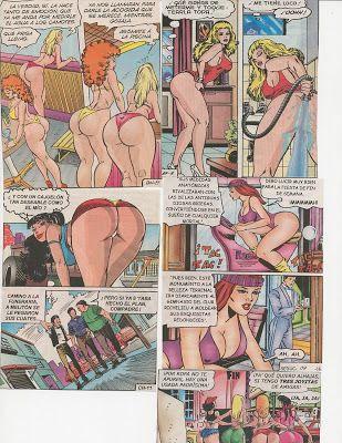 famous comic strip porn
