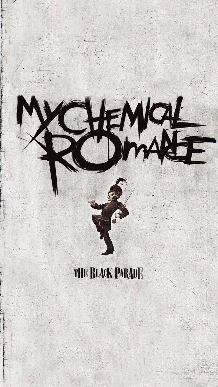 Fall Out Boy Logo Wallpaper Image Result For The Black Parade Logo Lockscreen