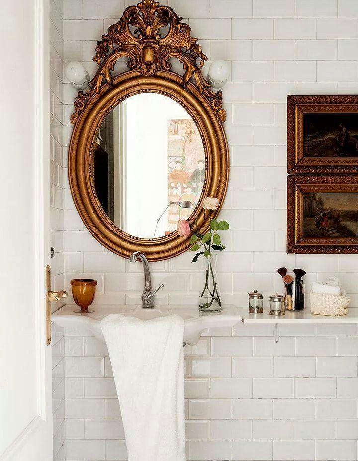 Vintage bathroom   Decoración & DIY   Pinterest   Decoración diy ...