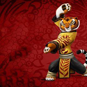 кунг фу панда тигр фанарт - Поиск в Google