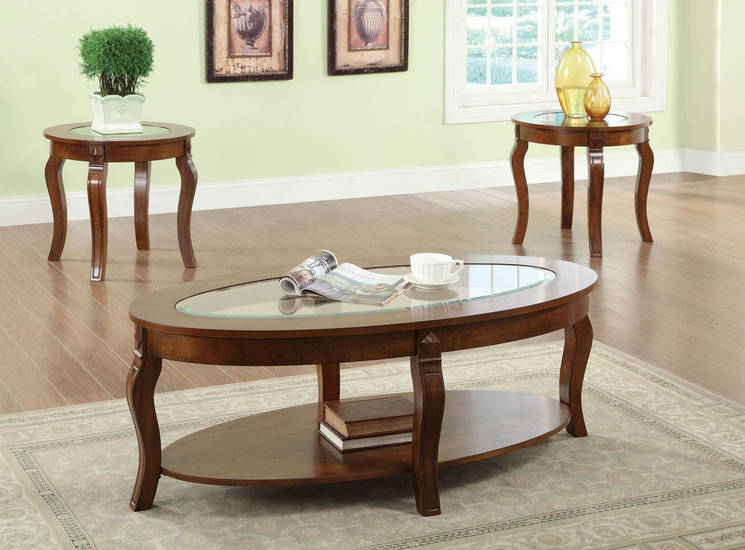 Coaster 701600 3 Pack Coffee Table Set Coffee Table Home Coffee Tables Coffee Table Setting [ 1107 x 1500 Pixel ]