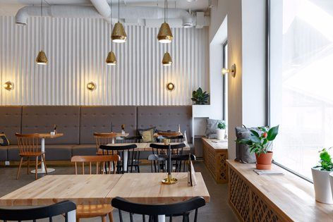 fabryka kavy coffee shop, ivano-frankivs'k, 2017 - n+k