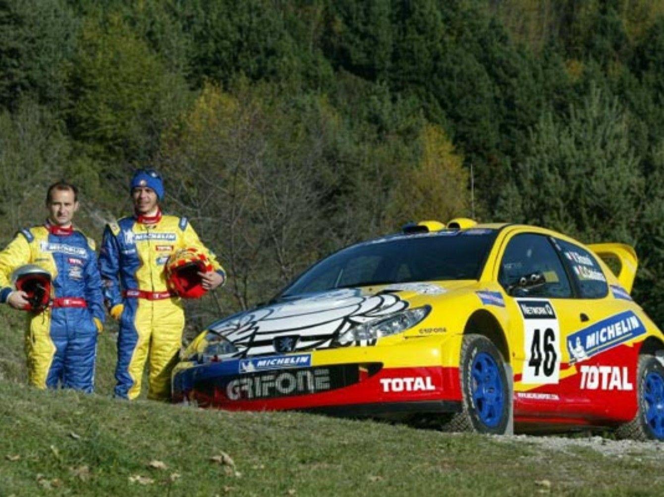 Pin Oleh Poetrysolo 46 Di Monza Rally