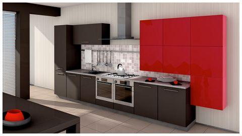 muebles de cocina melamina a medida cocina pinterest