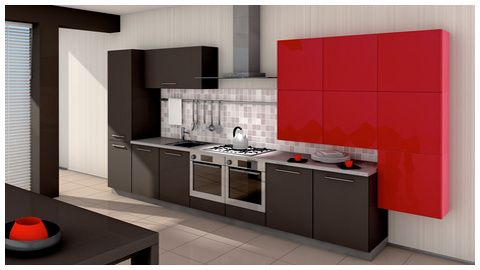 muebles de cocina melamina a medida | cocina | Pinterest | Muebles ...