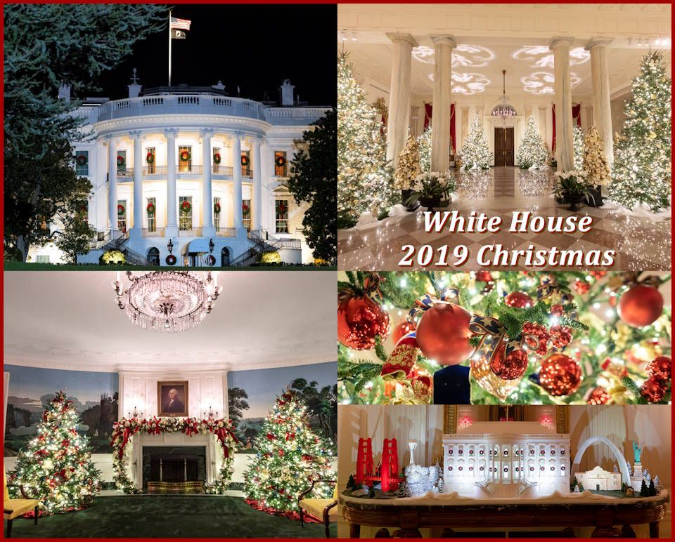 Dreaming Of A White House Christmas White House Christmas Decorations White House Christmas White House Christmas Tree