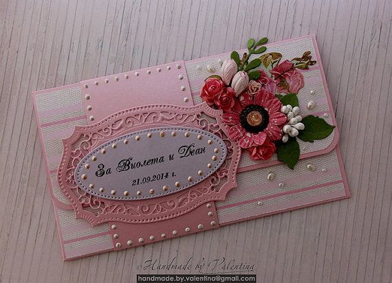 Unique Wedding Gift Card Holders : ... Wedding Money Holder, Shabby Chic Gift Card Holder Gift card holders