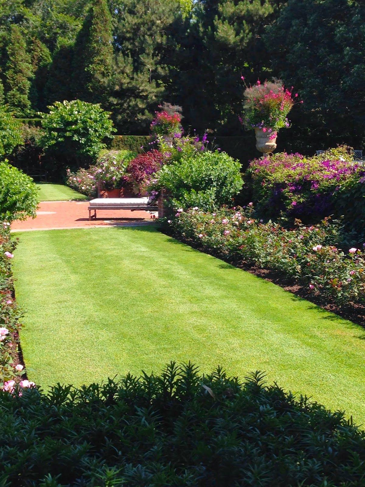 hermosas ideas de paisajismo en el patio trasero My Garden Diaries Beautiful Gardens Jardines Paisajismo