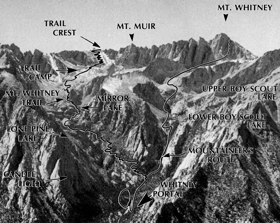 Mt muir google search mt whitney trail crest to summit mt muir google search sciox Image collections