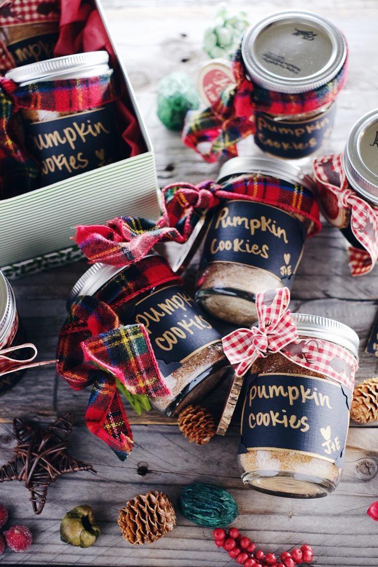 Diy pumpkin cookies in a jar paleo gf egg free dairy free diy pumpkin cookies in a jar paleo gf egg free dairy free refined sugar free negle Choice Image