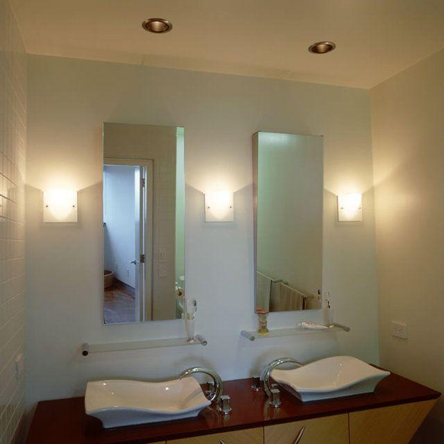 Bathroom Lighting   Bathroom lighting - Bathroom Lights - D&S ...