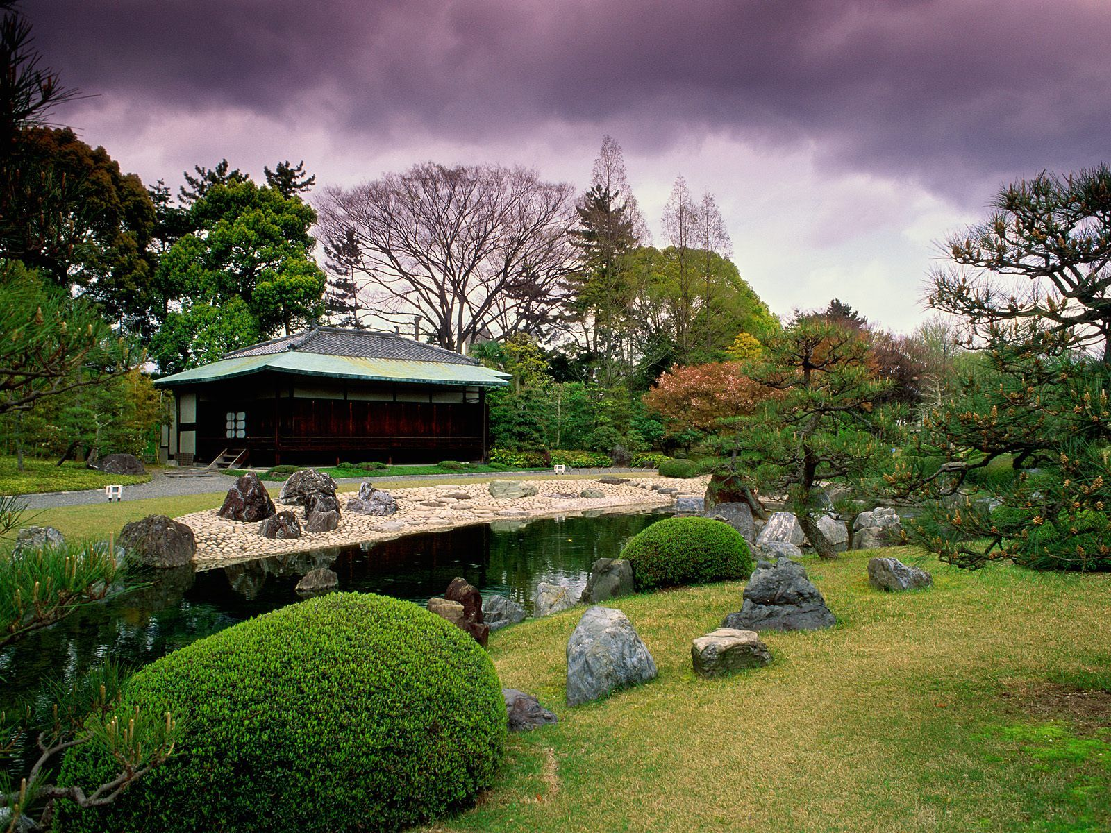 Peace And Harmony The Magic Of Zen Gardens Zen
