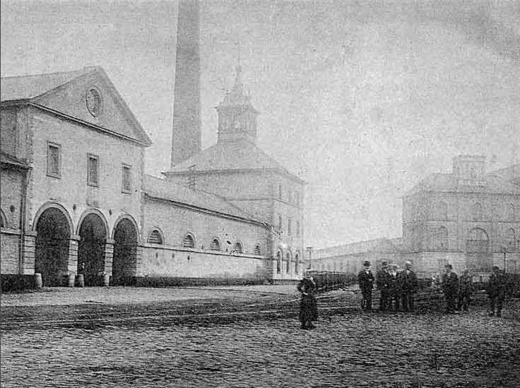 Hornu Le Grand Hornu Entre 1900 Et 1910 Met Afbeeldingen