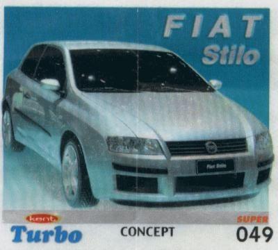 Fiat Stilo Cars Vehicles Turbo