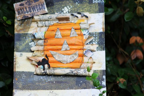 Cute addition for your Halloween decor! My Stuff Pinterest