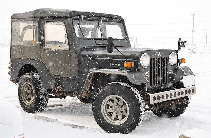 Mitsubishi Jeep J 53 Jeep Jeep Suv Willys Jeep