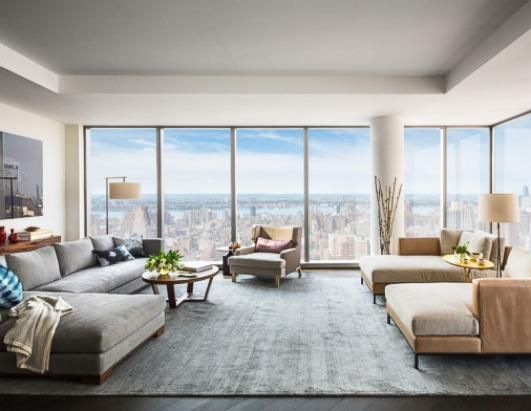 Gisele Bundchen Et Tom Brady Appartement À One Madison New York