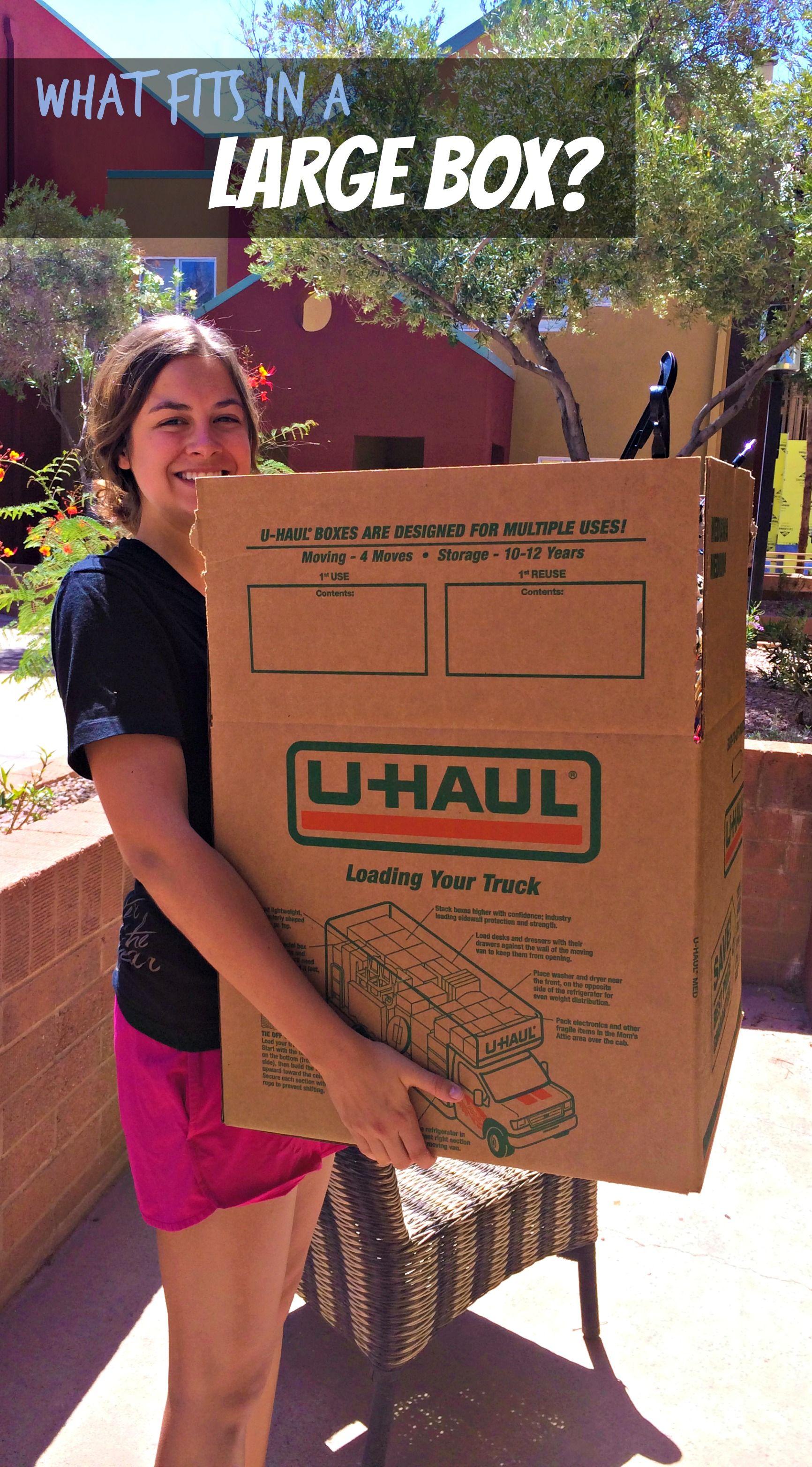 Large Moving Box U Haul And Self Storage Large Moving Boxes