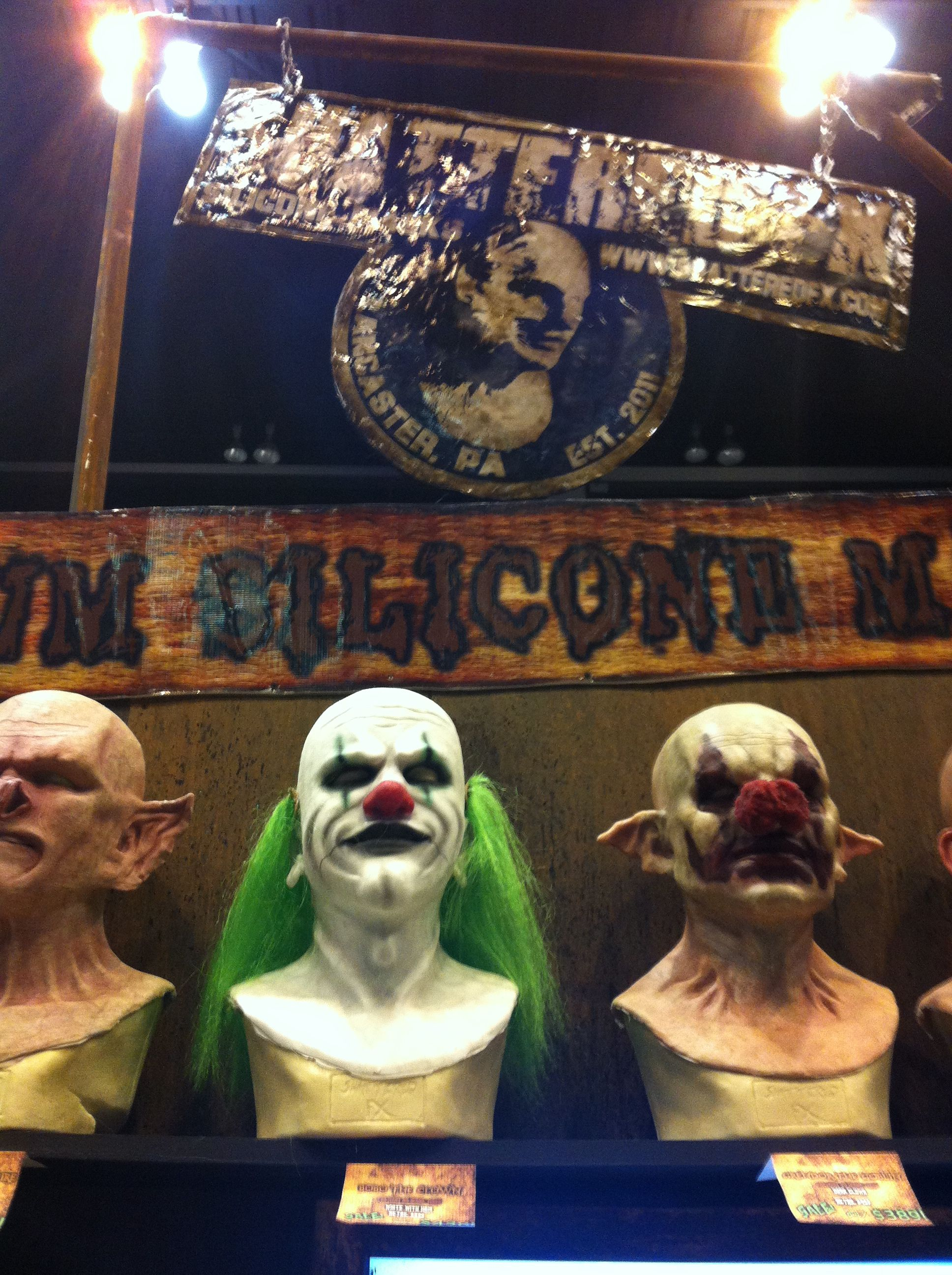 10 Short Interviews From The Transworld Halloween And Haunt Show