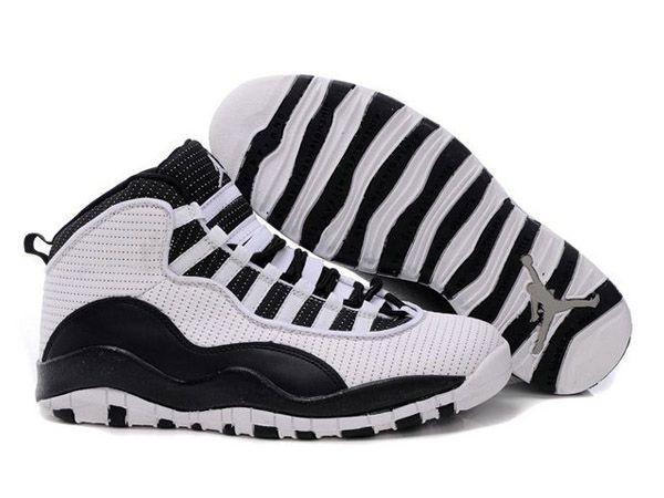Homme Nike Air Jordan 10 Retro Chaussures 104
