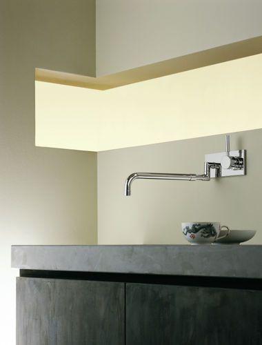 k chen einhebelmischer wandmontiert 36834625 dornbracht wandarmaturen k che. Black Bedroom Furniture Sets. Home Design Ideas