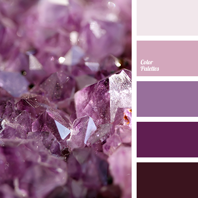 Spectacular and breathtaking composition shades of violet for Purple mauve color