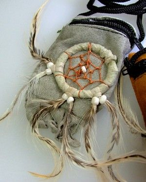 Jewelry Bag: Native American Style