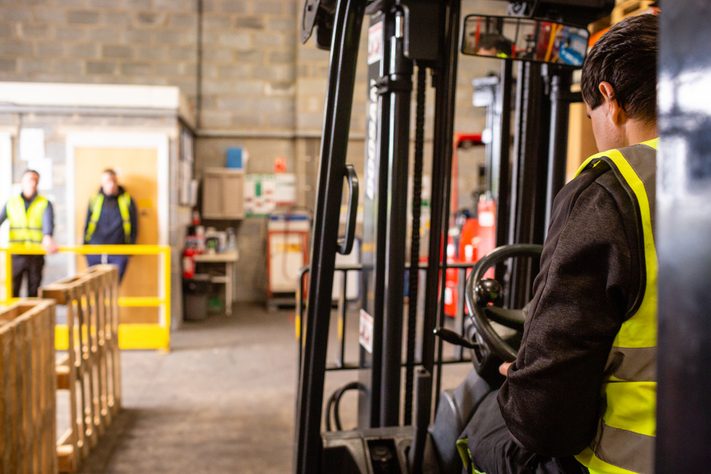 Desires to work as a forklift operator? If yes, then you