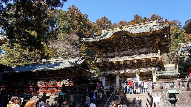 Nikko Toshogu by Danny Choo, via Flickr | Where to ...