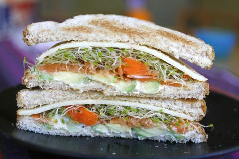 Veggie sandwich health life style pinterest veggie sandwich have you tried all vegetarian dishes for your picnic food ideas contrary to most beliefs vegetarian recipes are not just all about greens or the forumfinder Choice Image