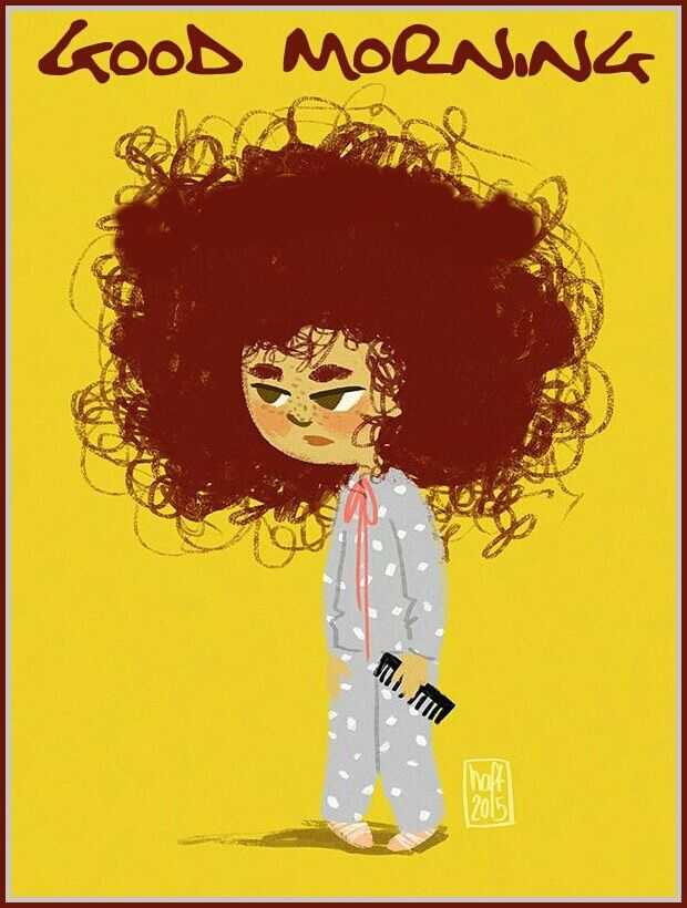 Good Morning Love, Having A Bad Hair Day, Can You Fix Me? Have A Blessed  Monday! U003c3
