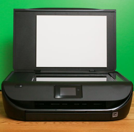 Use how to scan from hp envy 4520 printer guidance to perform scan