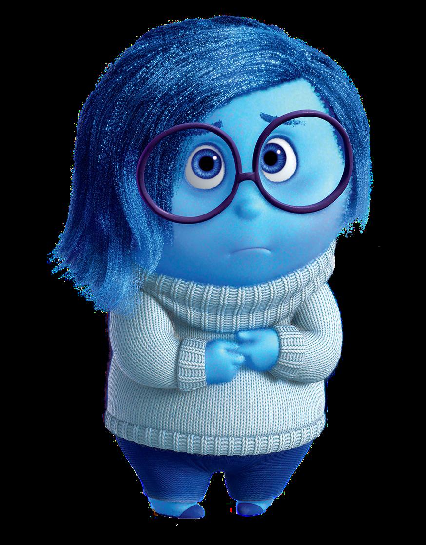 Mama Decoradora Intensamente Png Descarga Gratis Desenhos Engracados Tristeza Divertidamente Personagens Pixar