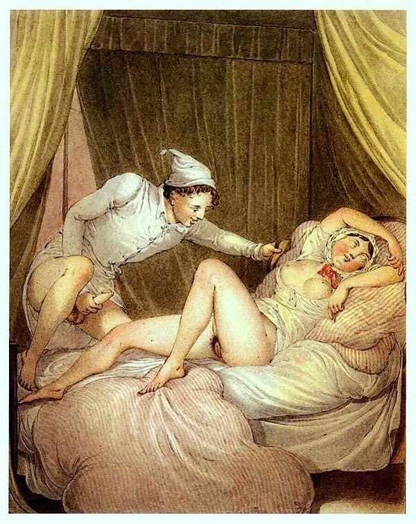 Erotic art prints think