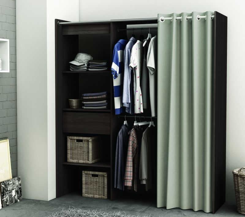 ARMOIRE CHICAGO-Kitea-Armoires chambres adultes-maroc | Rangemets ...
