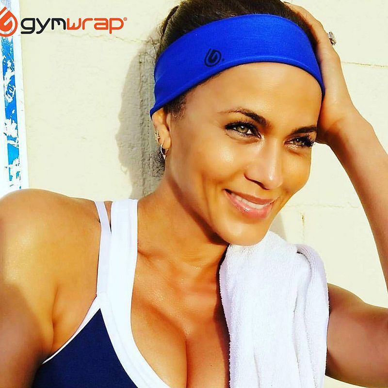 The Gymwrap Hair Wrap (With images) | Hair wrap Hair Fit ...