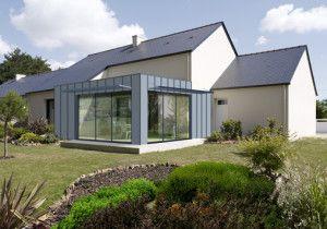 Superieur Agrandissement Maison Bois Toit Plat   Google Search | Projets à Essayer |  Pinterest | Extensions Images Etonnantes