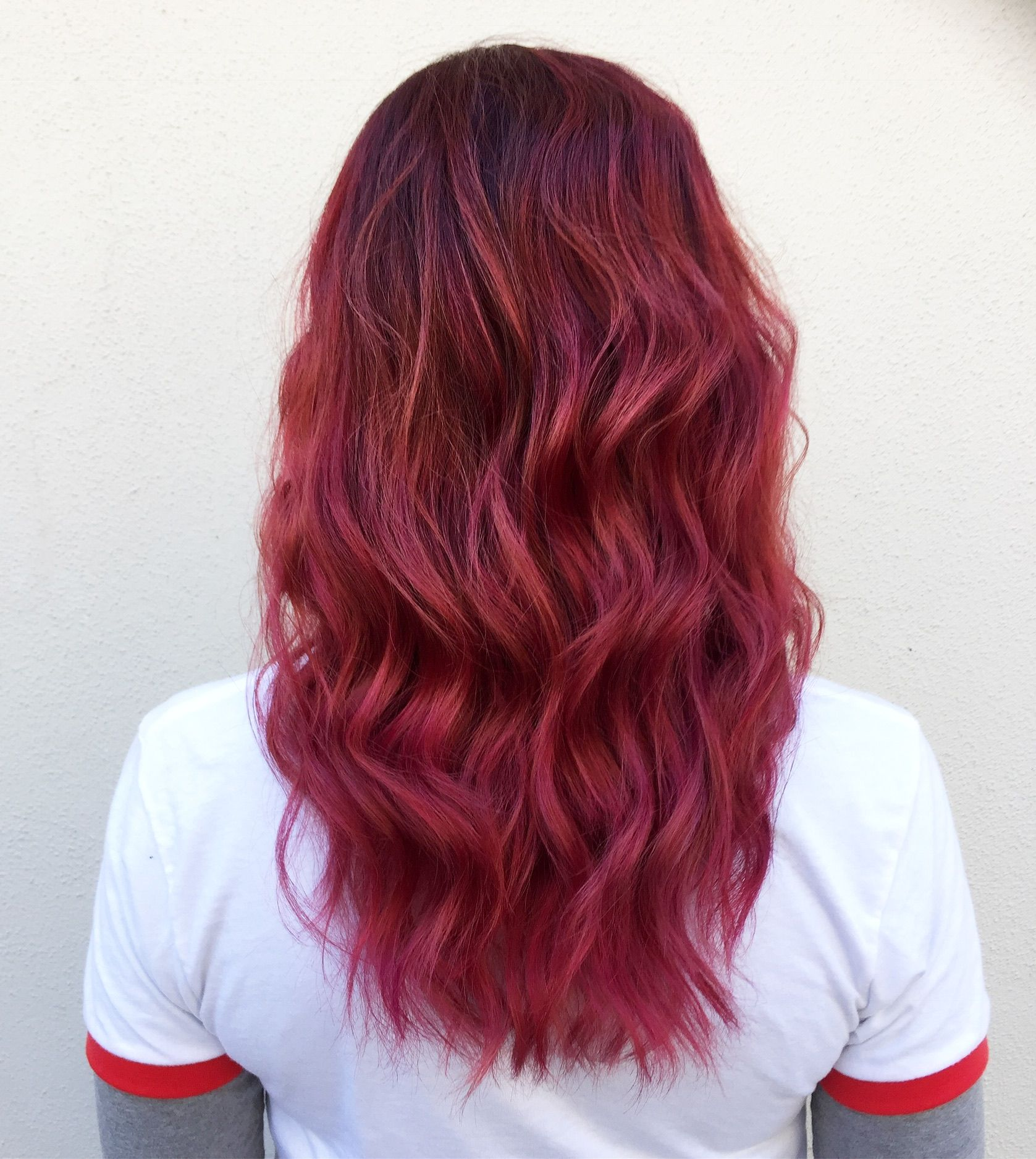 berry pink hair color wwwrostylesaloncom rostyle