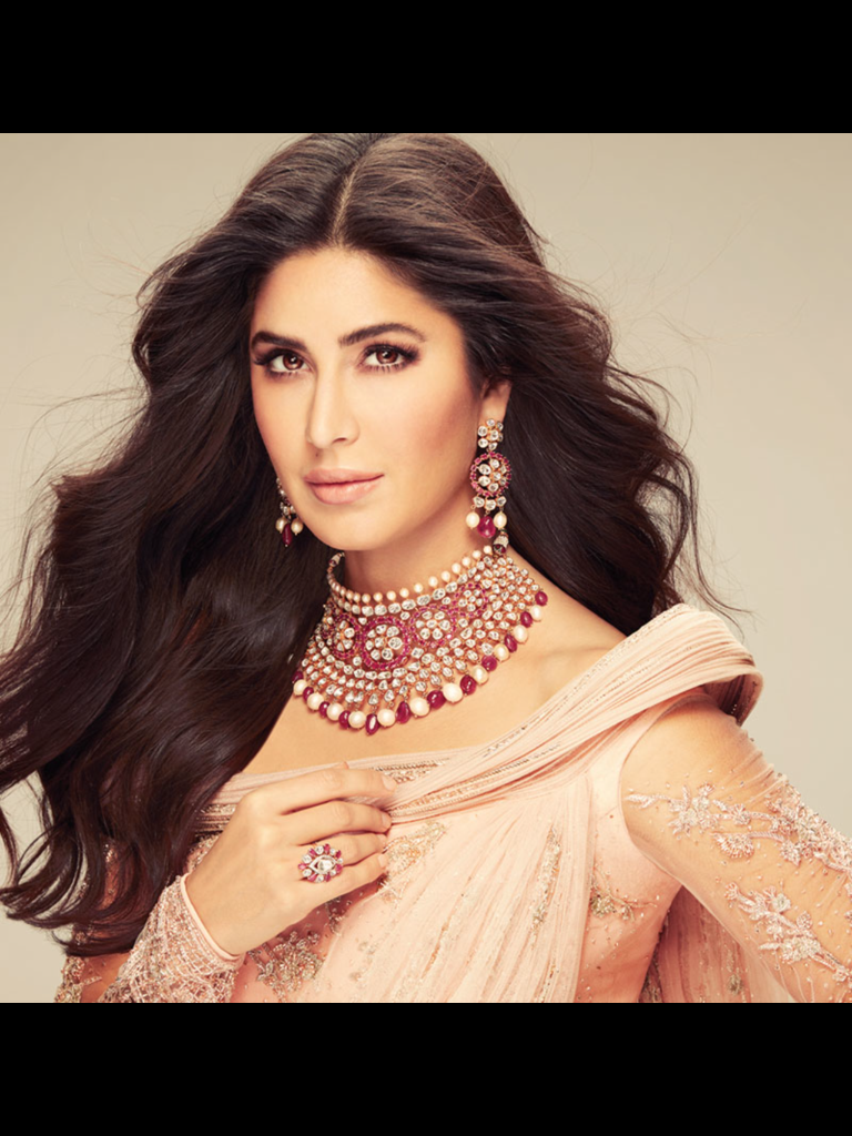 Katrina Kaif For Kalyan Jewellers 2018 Photoshoot Katrina Kaif Katrina Kaif Photo Desi Beauty