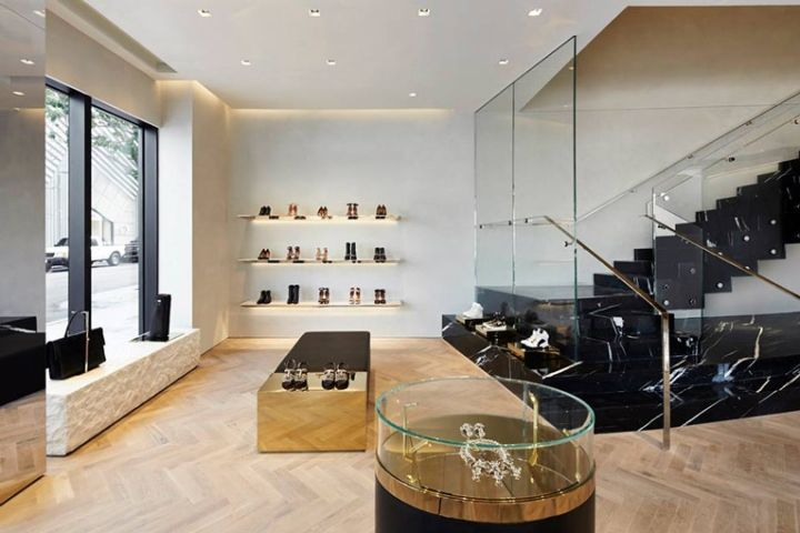 Givenchy Store Miami Retail Design Blog