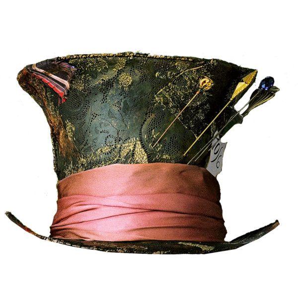 Zomka Misshoney Aliceinwonderland Elem 8 Png Na Yandeks Fotkah Liked On Polyvore Featuring Hats Alice In Wonderland Hat Mad Hatter Outfit Mad Hatter Hat