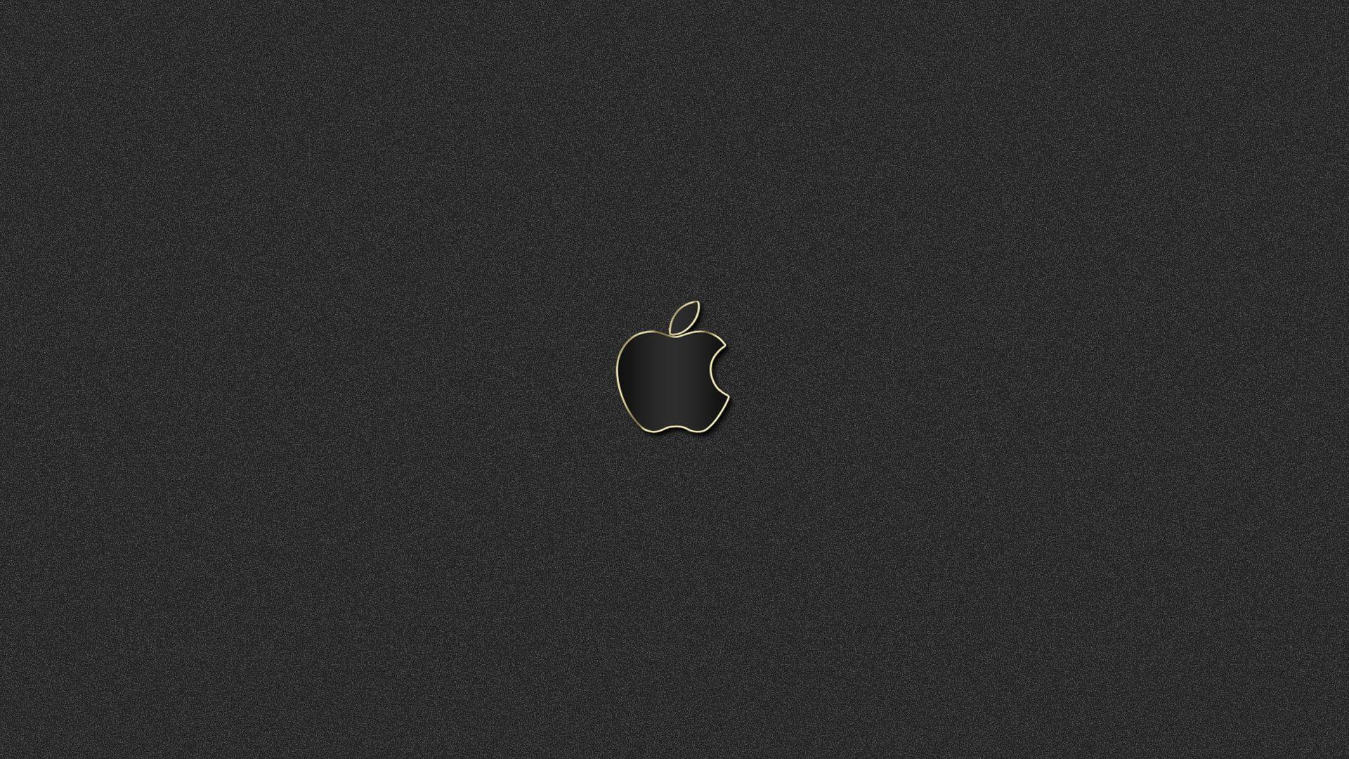 Apple Logo Gold Black Apple Logo Mac 1080p Wallpaper Hdwallpaper Desktop In 2021 Apple Logo Live Wallpaper Iphone Apple Logo Wallpaper Apple logo apple wallpaper hd 1080p