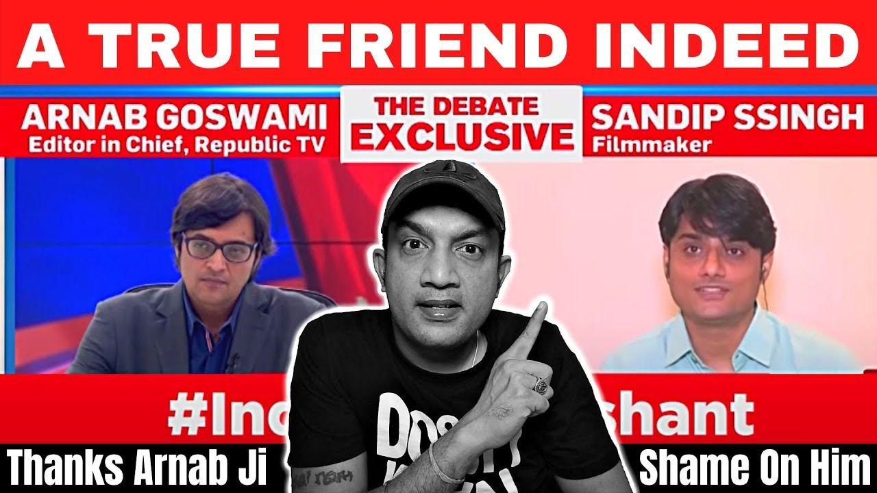 Sandip Ssingh Best Friend Of Sushant Singh Rajput Shame On Him Dubai Tamizhan In 2020 Sushant Singh Best Friends True Friends