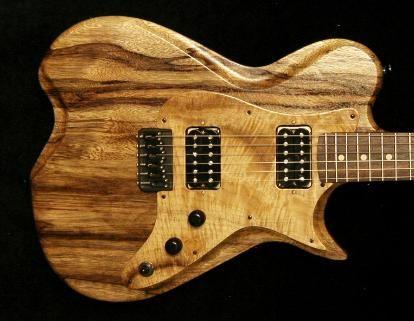 Delaney Guitars Sonoita double cutaway