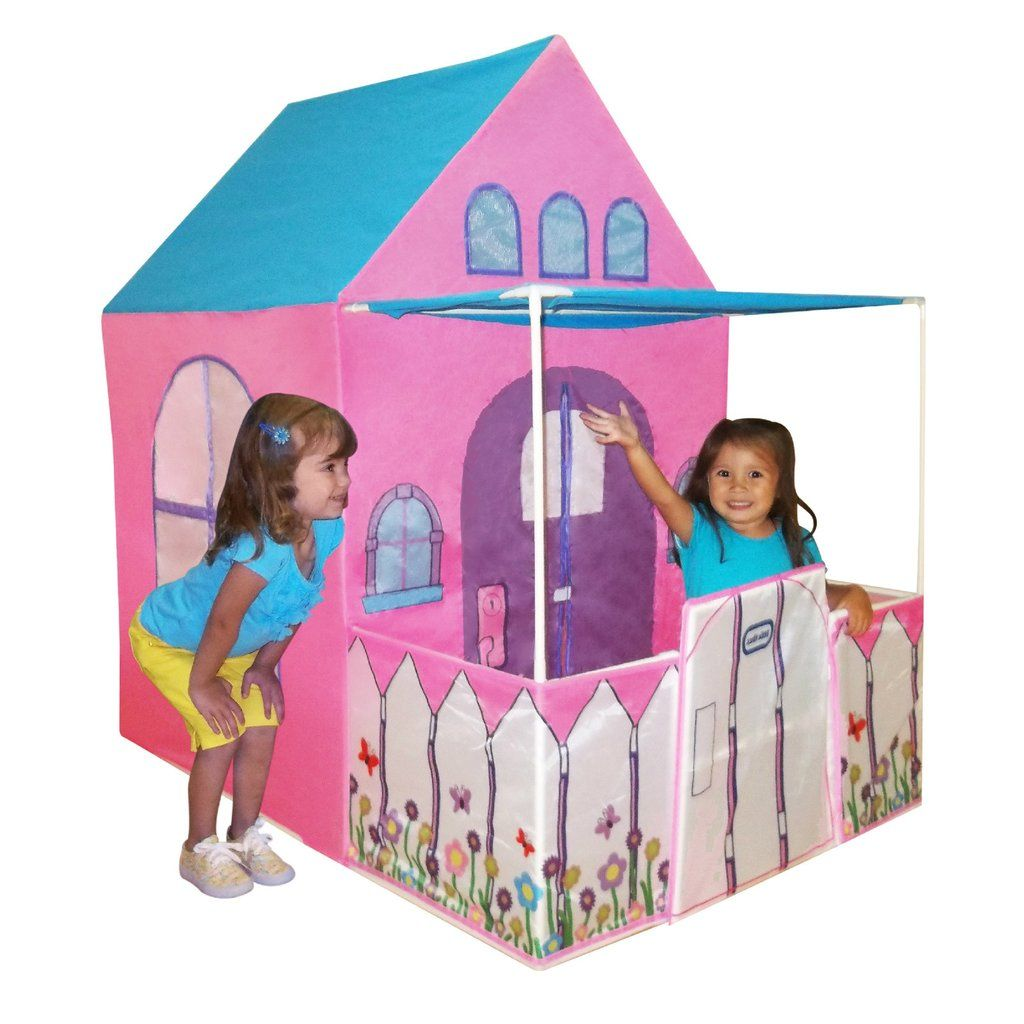 Play Tents For Kids Kids play tent, Victorian playhouse