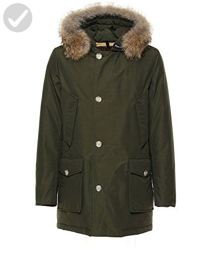 Woolrich Men S Arctic Parka Df John Rich Bros Dark Green Green Size Xl Mens World Amazon Partner Link Arctic Parka Woolrich Men Woolrich